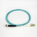 Simplex LC-ST patch cord