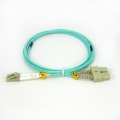 LC-SC OM4 DX Patch Cord