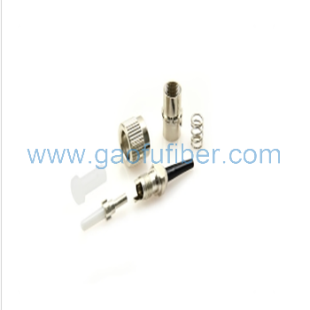 FC UPC Single-mode 0.9mm Fiber Optic Connector