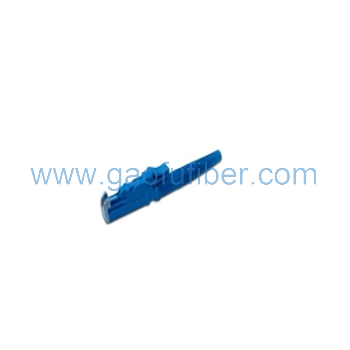 E2000 UPC Simplex Fiber Optic Connector