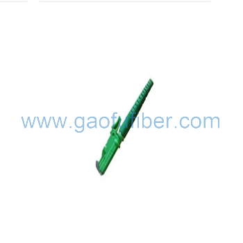E2000 APC Simplex Fiber Optic Connector