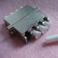 LC Quad Metal Adaptor