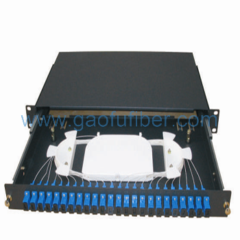 19 inch Rack Mounted Patch Panel (430*250*1U)