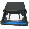 19 inch Rack Mounted Patch Panel (430*300*1U)