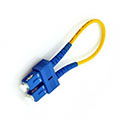 SC Connector Single mode Fiber Loopback Cable