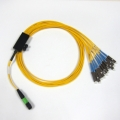 1X10 MPO-MU SM Fiber Optic Assembly