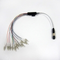 1X12 MPO-LC MM patch cord