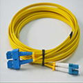 SC-LC SM Fiber optic patch cord